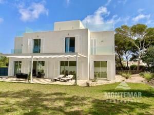 Neubau Villa mit Meerblick in Cala d'Or/Cala Serena