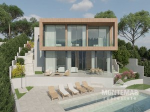Neubauprojekt in Costa de la Calma