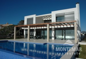 Moderne Luxusvilla in Porto Colom