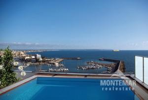 Palma - Exklusives Penthouse direkt am Strand