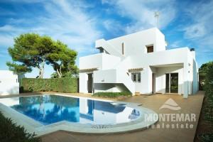 Cala D'or - Villa mit Meerblick zum Kauf