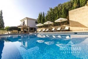 Bendinat - Luxusvilla mit traumhaftem Blick über die Bucht von Palma