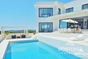 Cala Vinyas - Imposante Villa mit Meerblick