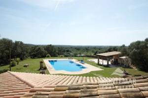 Riesiges Grundstück in Campos - Panoramablick & vielfält. Nutzungsmöglichkeiten