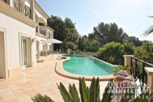 Palma Son Vida - Villa mit einzigartigem Ausblick zu verkaufen