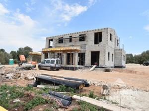 Neubauprojekt in Santanyí