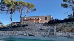 Imposantes Bauprojekt zwischen Cas Concos und Santanyí
