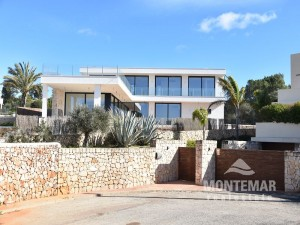 Porto Petro - Neubau Villa mit Meer- und Hafenblick