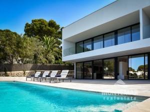 Cala d'Or - Neubau Villa in erster Linie