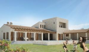 Neubau Projekt bei Ses Salines