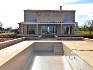 Finca-Neubauprojekt in Santanyí