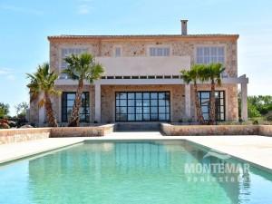 Neues Landhaus bei  Cap Salines