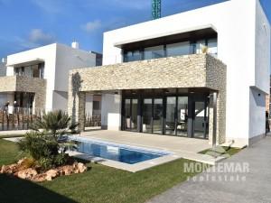 Luxus-Villen in unmittelbarer Strandnähe in Sa Ràpita