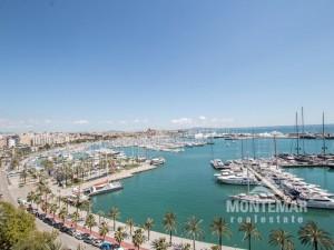 Luxuriöses Apartment an der Hafenpromenade von Palma de Mallorca