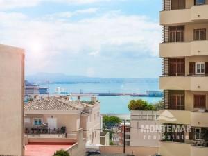 Palma/Bonanova - Schönes Apartment mit Teilmeerblick