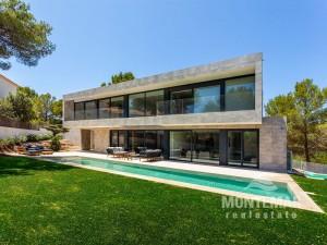 Santa Ponsa - Stylische Villa in exklusiver Lage