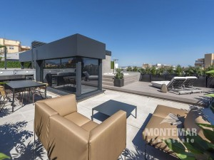 Palma/Zentrum - Penthouse mit Stil