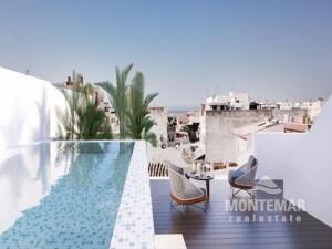 Palma/El Molinar - Doppelhaushälften in Meeresnähe