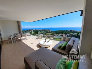 Palma/Génova - Apartments/Penthouse mit Meerblick in exklusiver Lage