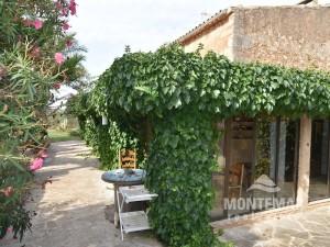 Renovierungsbedürftige Finca in Santanyí zum Verkauf