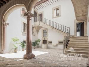 Palma/Zentrum - Elegantes Apartment im Herrenhaus aus dem 16. Jahrhundert