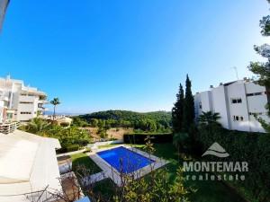 Palma/Génova - Schönes Apartment mit Blick auf Palma und das Schloss Bellver
