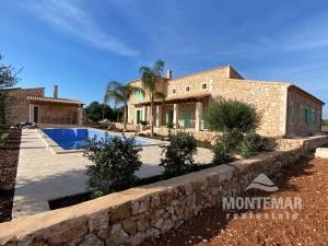 Naturstein-Villa zum Kaufen oder Mieten mit Mietkaufoption in Felanitx