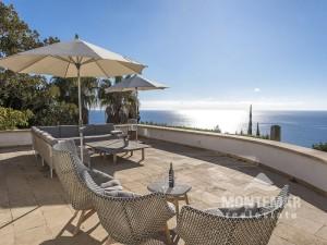 Großzügige Villa mit Meerblick & Ferienvermietungslizenz in Top-Lage in Santa Ponsa