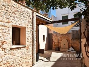 Charmantes, modernisiertes Stadthaus im Herzen von Santanyí