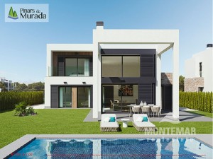 Cala Murada - Neubau Villa in Top-Lage