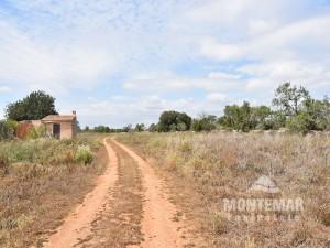 Grundstück mit genehmigtem Bauprojekt in Santanyí