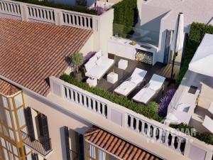 Palma/Altstadt - Duplex-Penthouse im Herzen von Palma de Mallorca