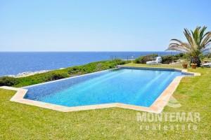 Cala d'Or/Cala Serena - Attraktive Villa in 1. Meereslinie mit fantastischem Meerblick