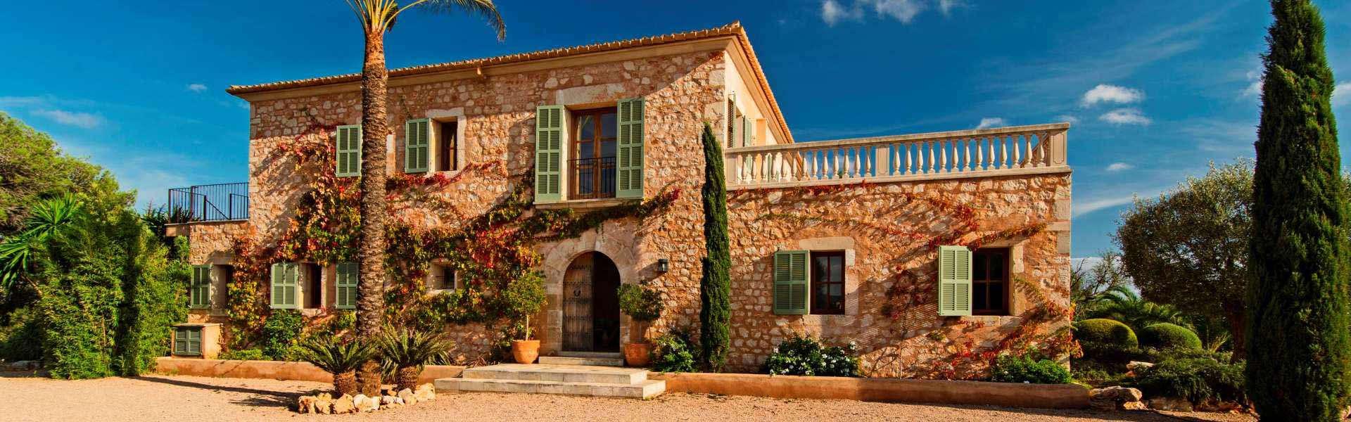 Montemar Immobilien Mallorca - Traditionelle Finca auf Mallorca