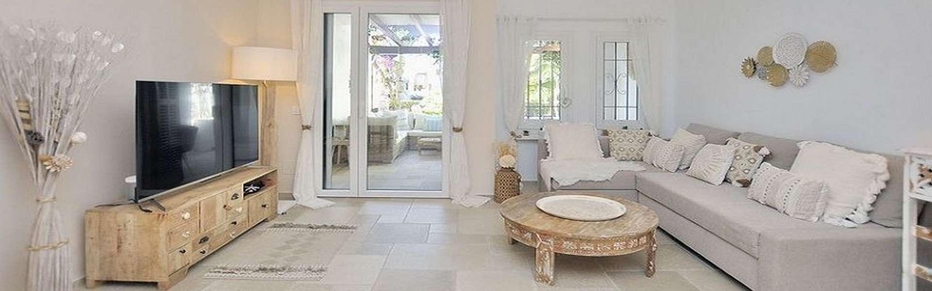 Moderne und elegante Erdgeschosswohnung in Cala d'Or
