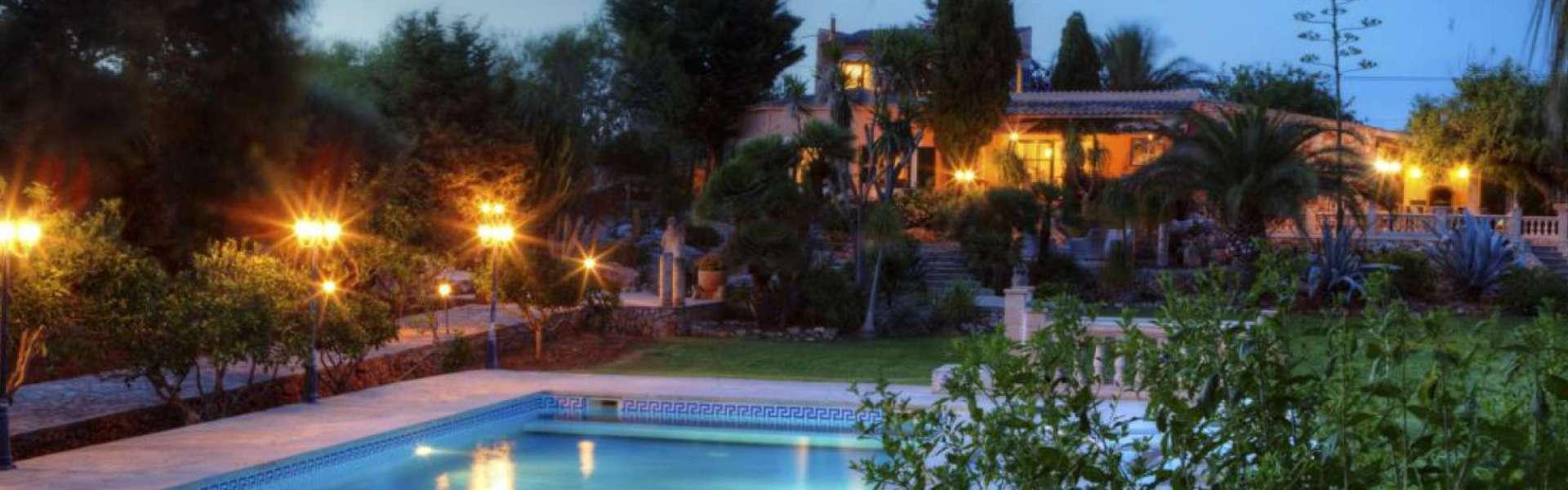 Calonge - Finca mit Parkgarten zum Kauf