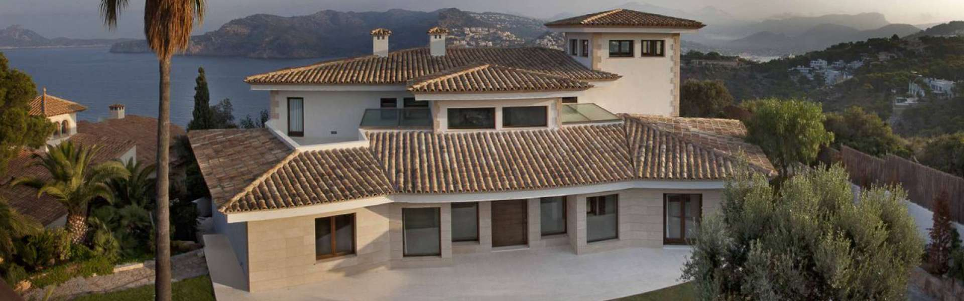 Port Andratx - Moderne Luxusvilla in spektakulärer Lage