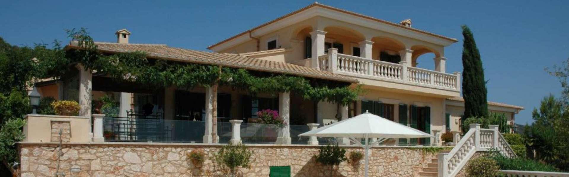 Alqueria Blanca - Landhaus mit schönem Blick