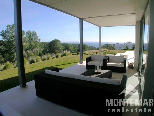 Sol de Mallorca - Moderne Meerblickvilla
