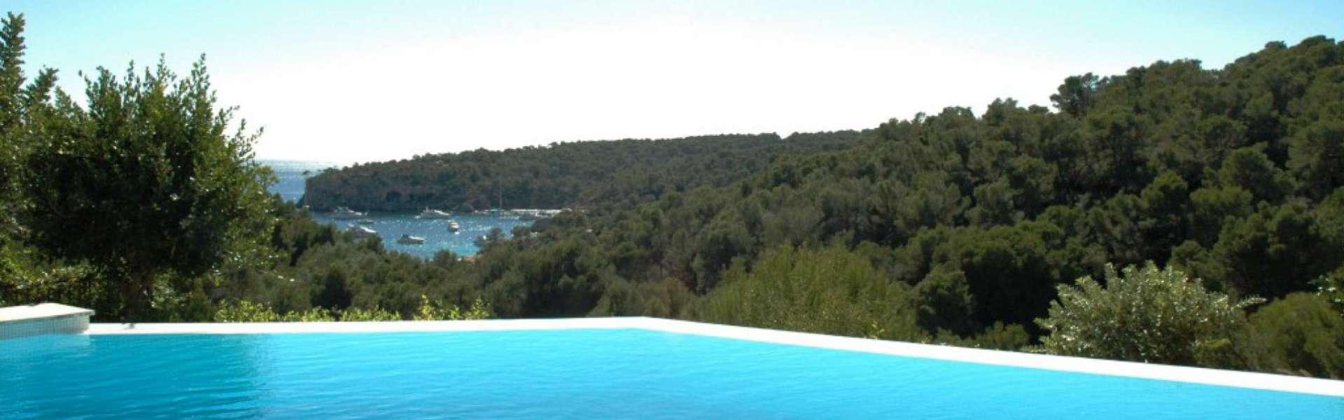 Luxusvilla Sol de Mallorca mit Meerblick