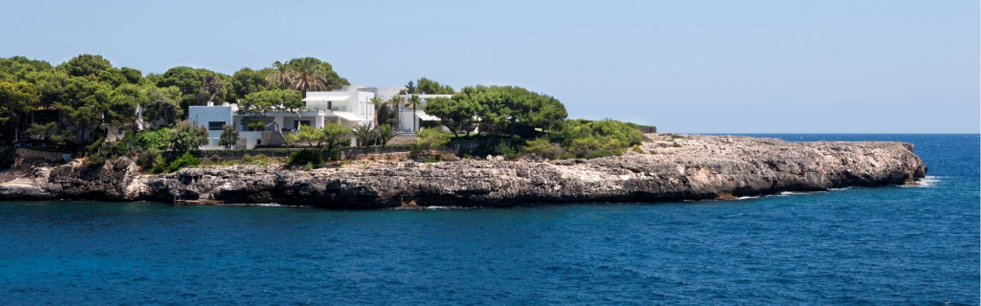Cala d'Or - Luxusvilla in erster Linie