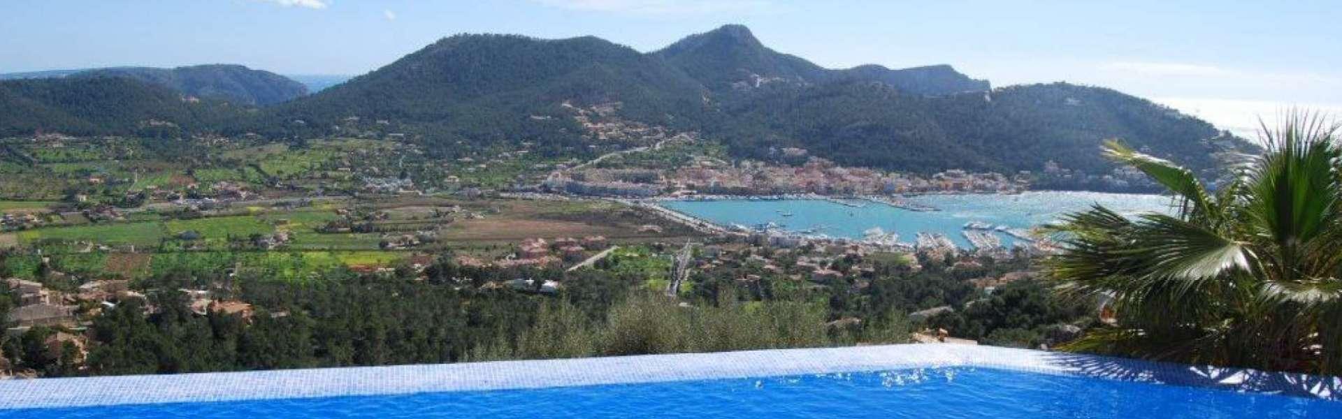 Port Andratx - Villa mit einmaligem Meerblick