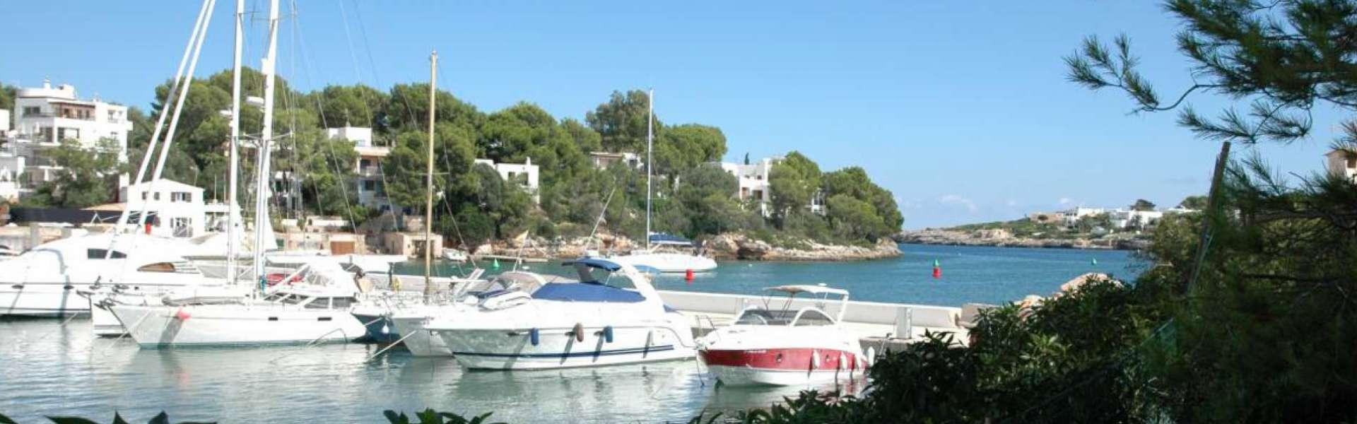 Grundstück am Hafen von Cala d'Or