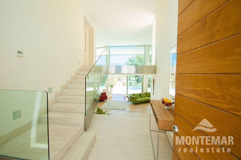 Moderne Luxusvilla in Top Lage von Sol de Mallorca