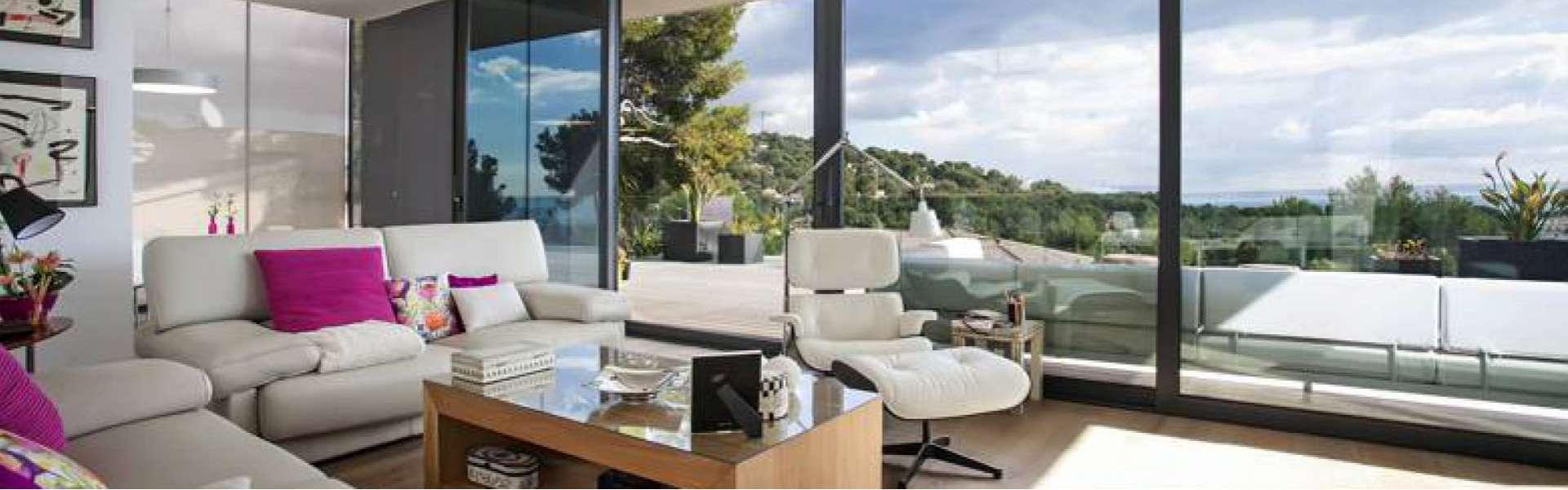 Costa d'en Blanes - Extravagante Villa zum Kauf