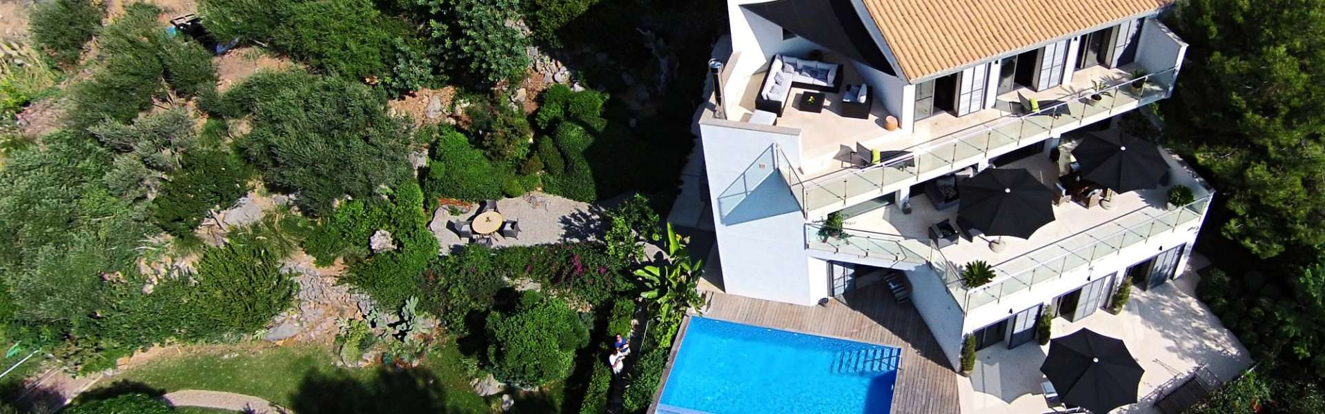Port de Soller - Moderne Villa mit Traumblick