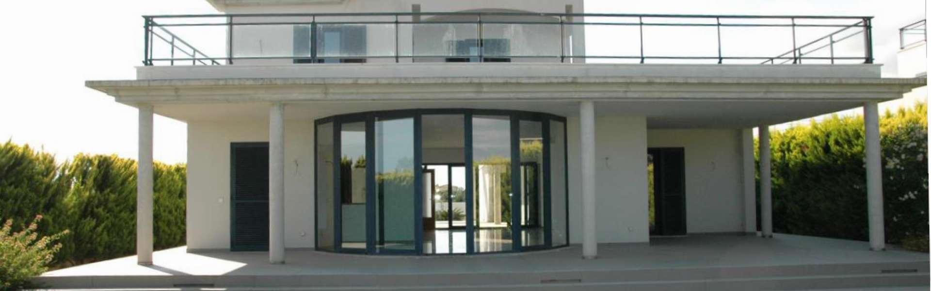 Sa Rapita - Meerblick Villa in ruhiger Lage