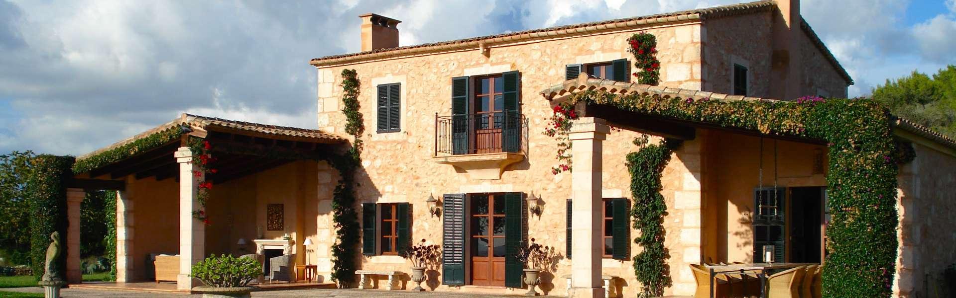 Montuiri - Herrenhaus in schöner Lage