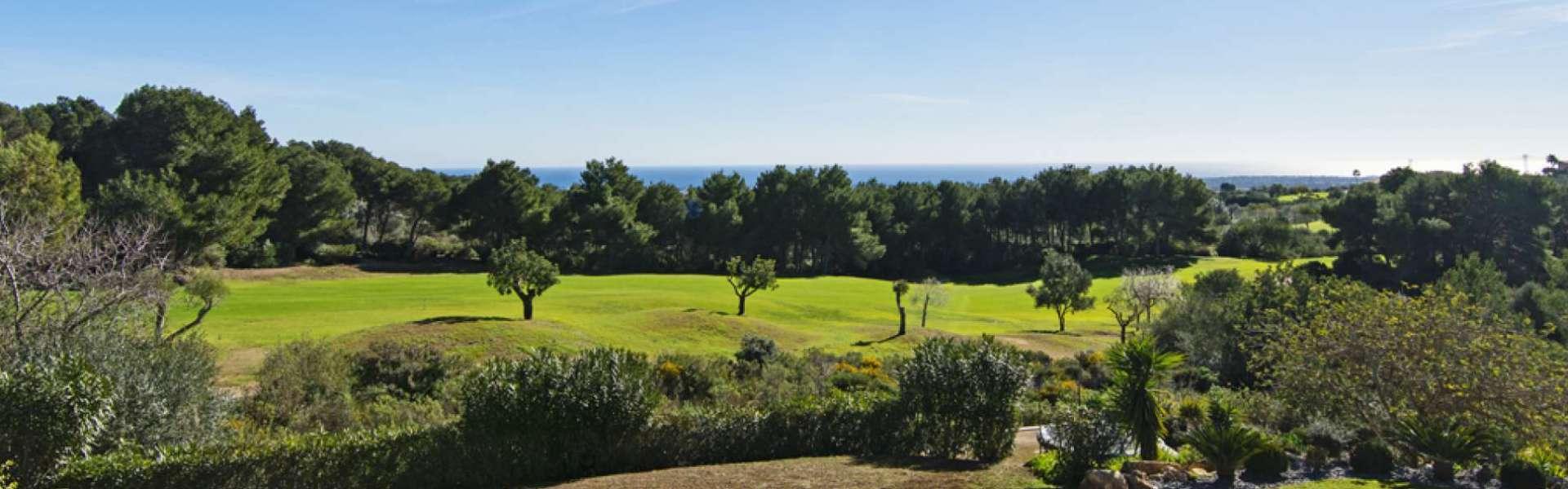 Porto Colom - Finca mit schönem Blick in Vall D'Or