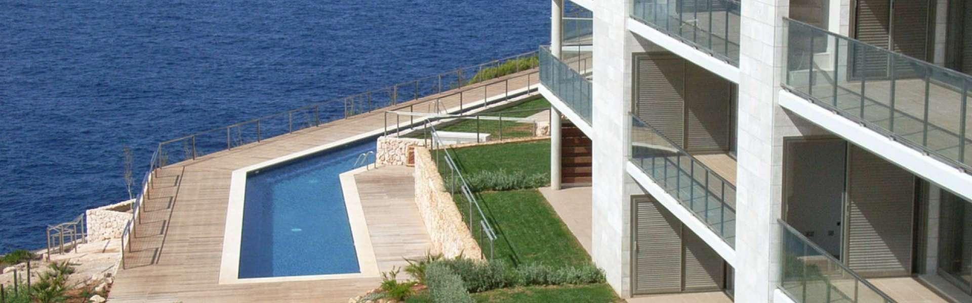 Cala Figuera - Penthousewohnung in spektakulärer Lage